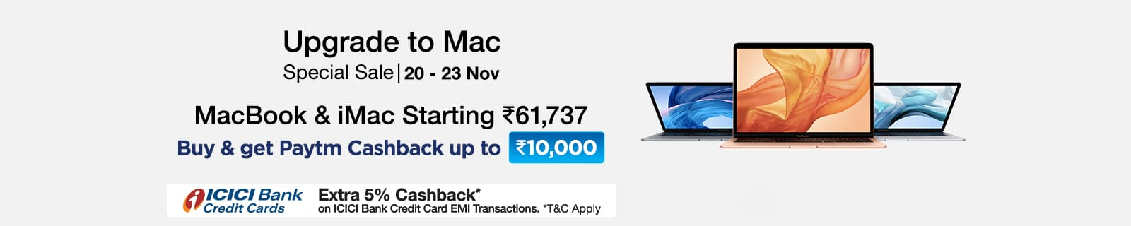 Mac days|20th-23rd Nov