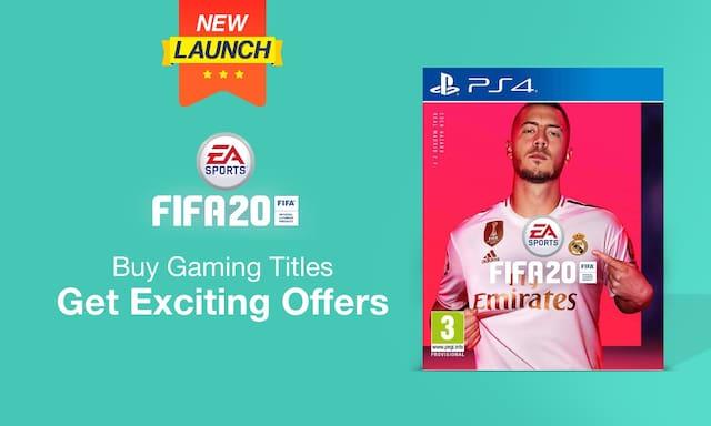 Gaming |  Fifa 20