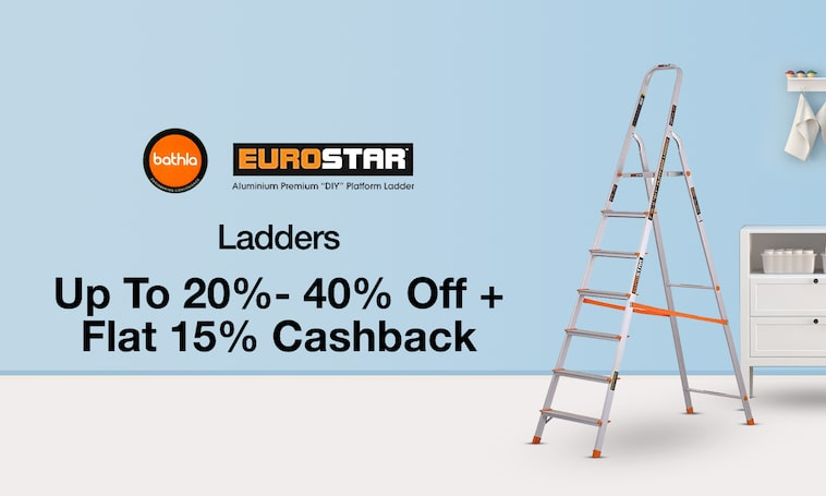 Ladders | Up to 40% Off