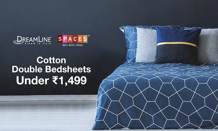 Bedsheets | Under Rs 1499