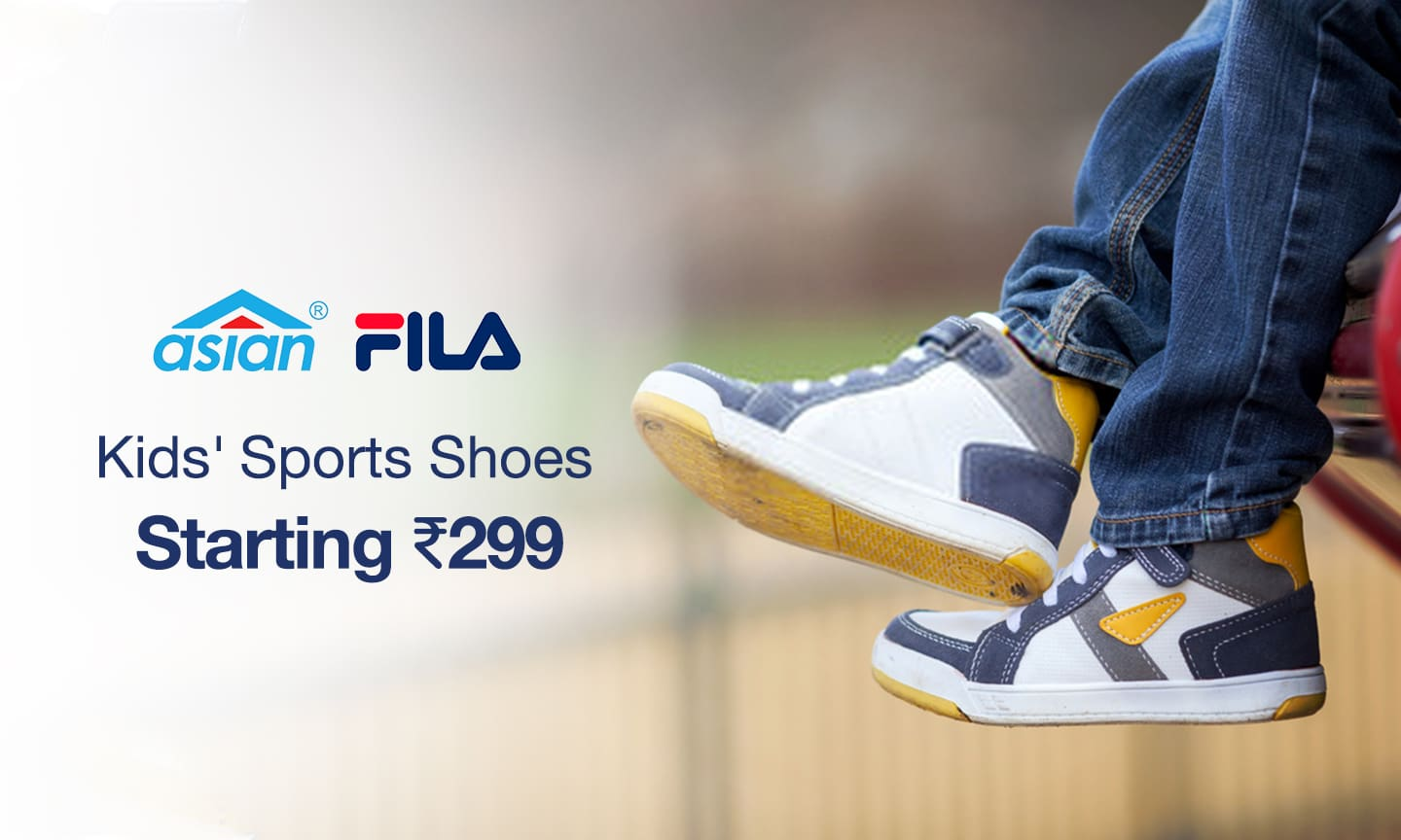 Kids Sports Shoes | Starting Rs 299