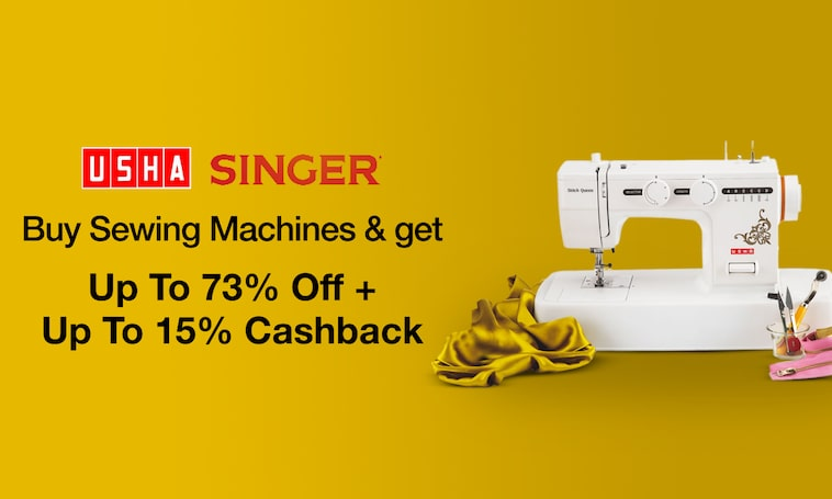 Sewing Machines | Up to 73% Off