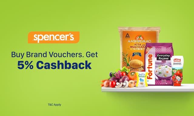 Spencer's | Single Brand