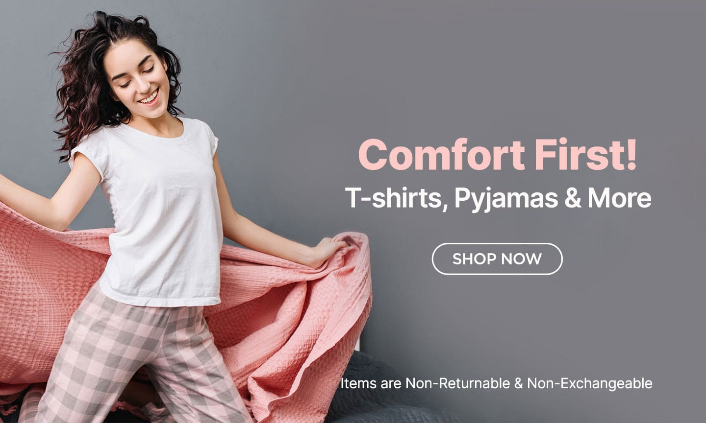 Comfort Wear | Women's Fashion