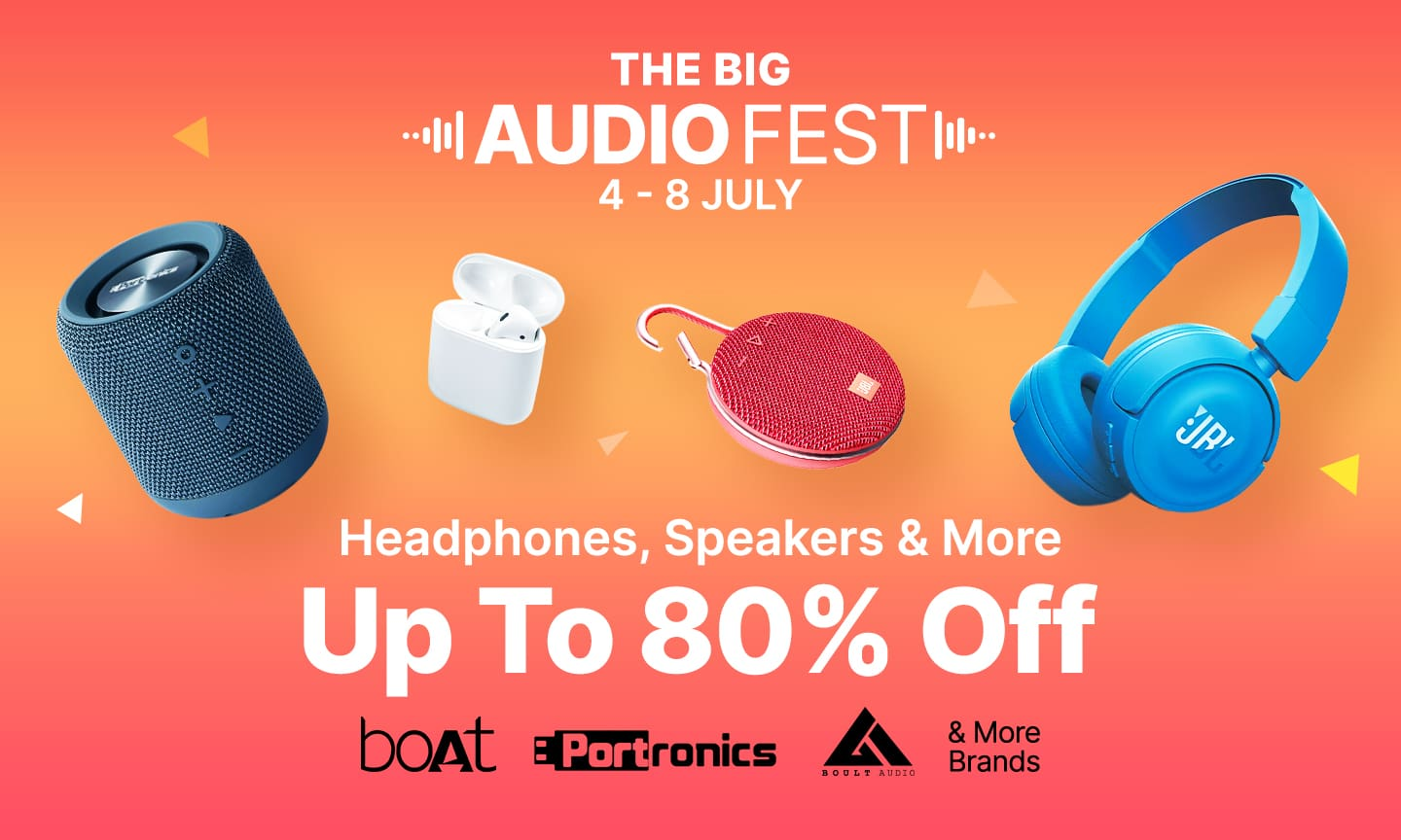 Audio Fest | CLP July
