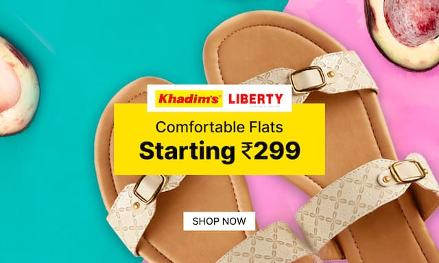 Comfortable Flats | Starting Rs 299