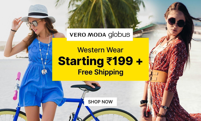 Western Wear | Starting Rs 199