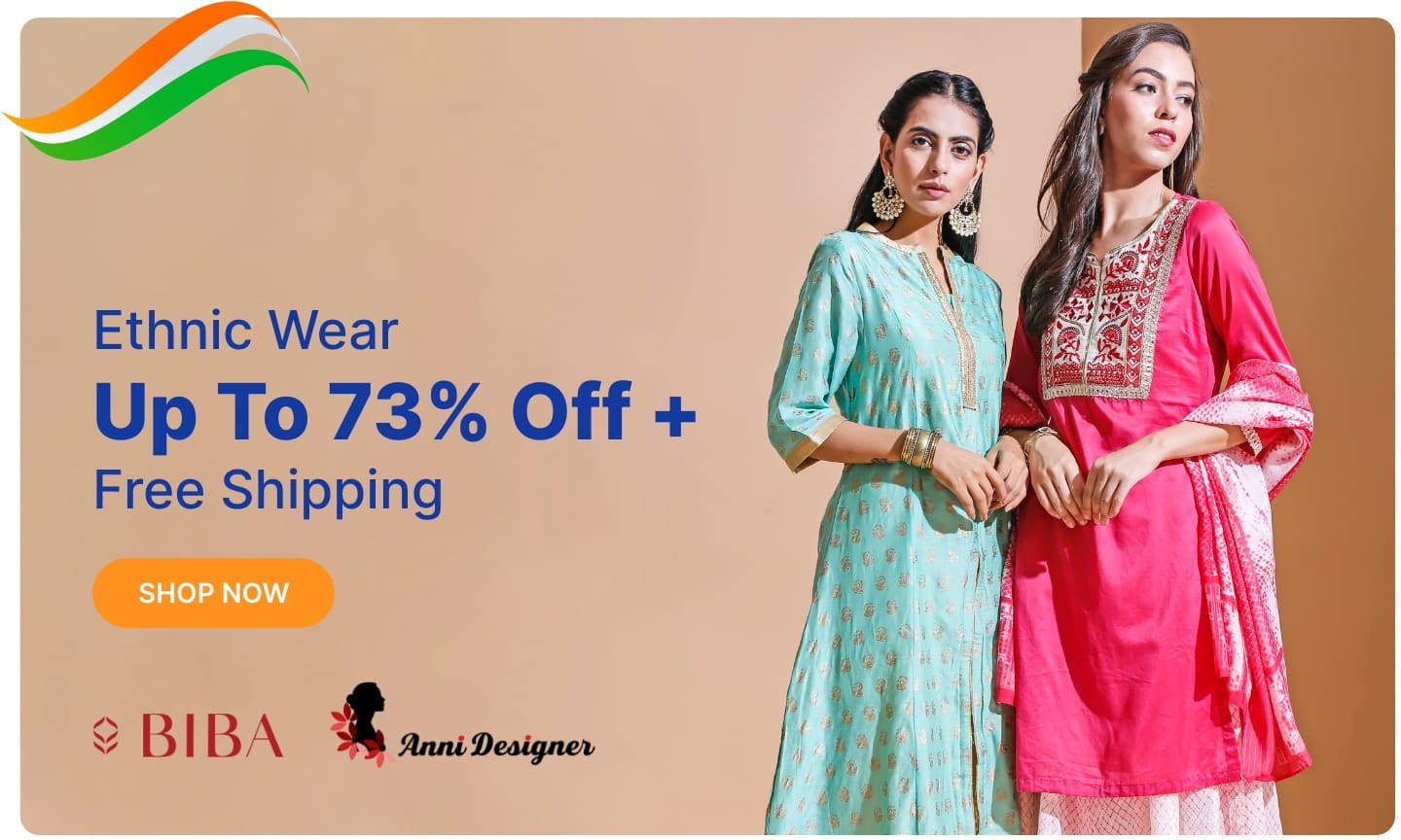 Ethnic Wear | Up To 73% Off