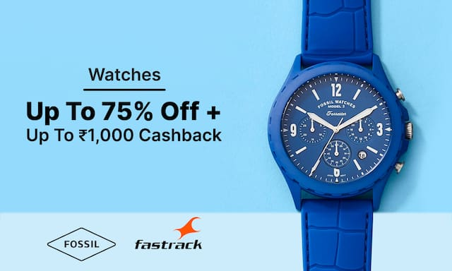 Watches | Upto 75% Off