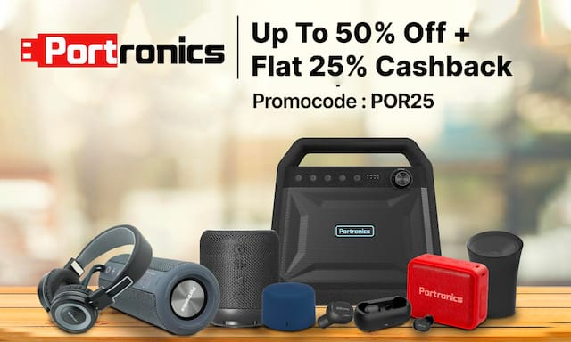 Portronics | 19th to 22nd Sep