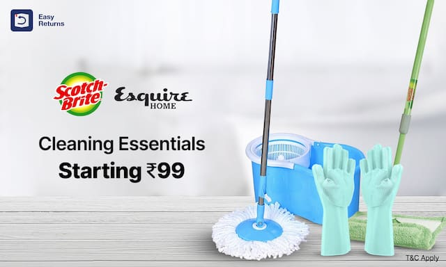Cleaning Essential Range | Starting @ Rs 99