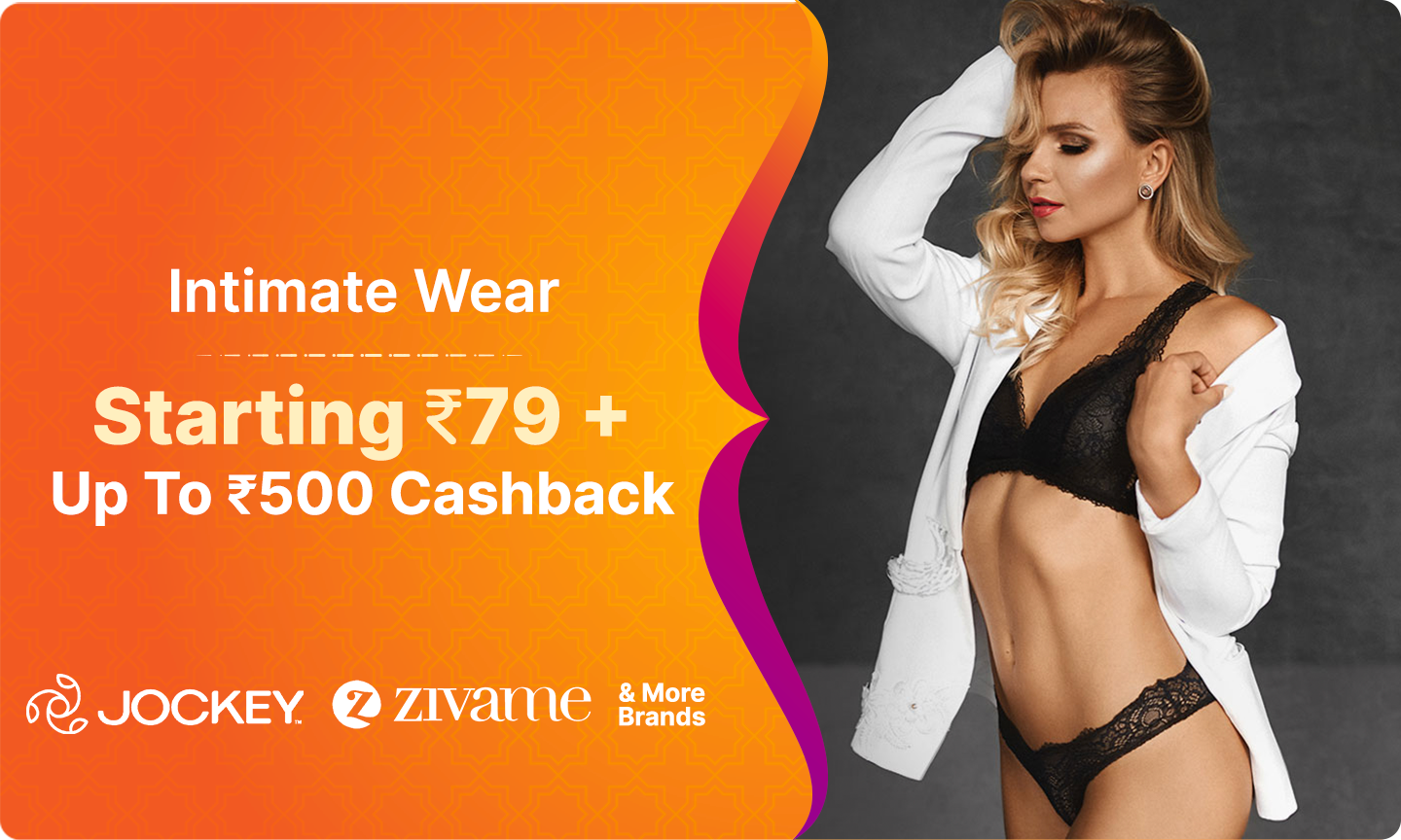 Intimate Wear | Starting Rs 79