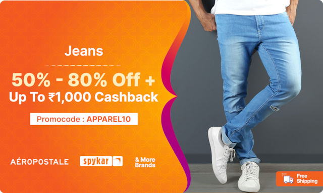 Jeans   50%-80% Off