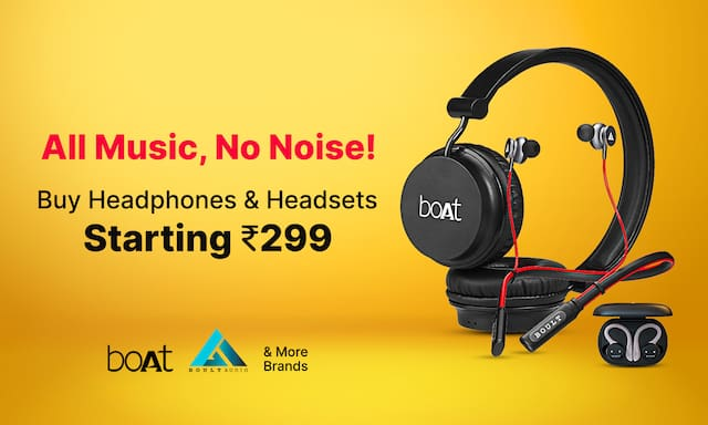 paytmmall.com - Headphones and Headsets starting at just ₹299