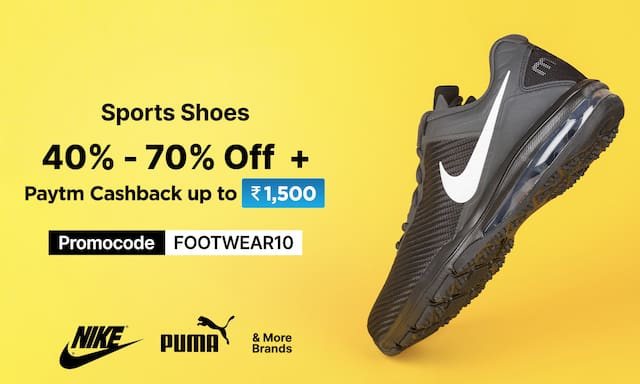Sports Shoes | 40% - 70% Off