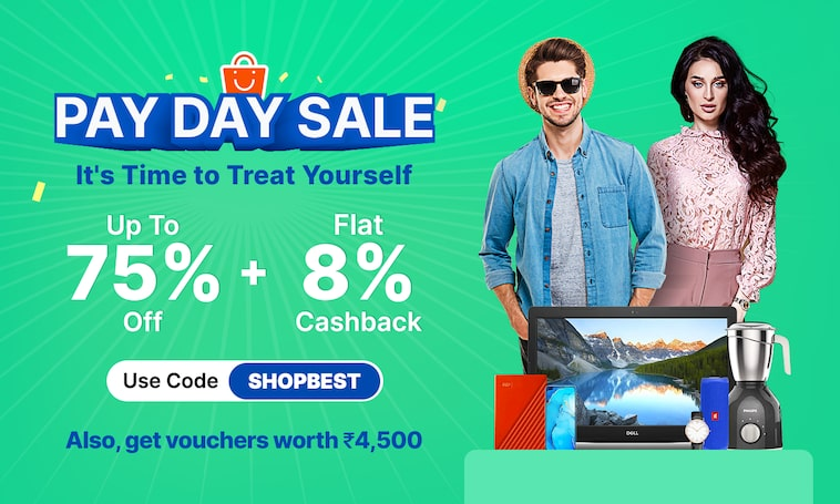 Pay Day Sale | Up to 75% Off