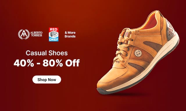 Casual Shoes | 40% - 80% Off