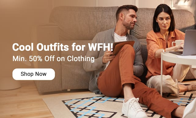 WFH Outfits | Min 50% off