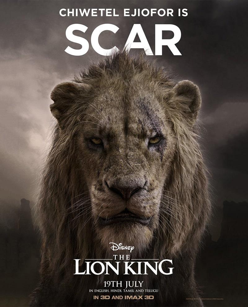 the lion king movie  jul 2019