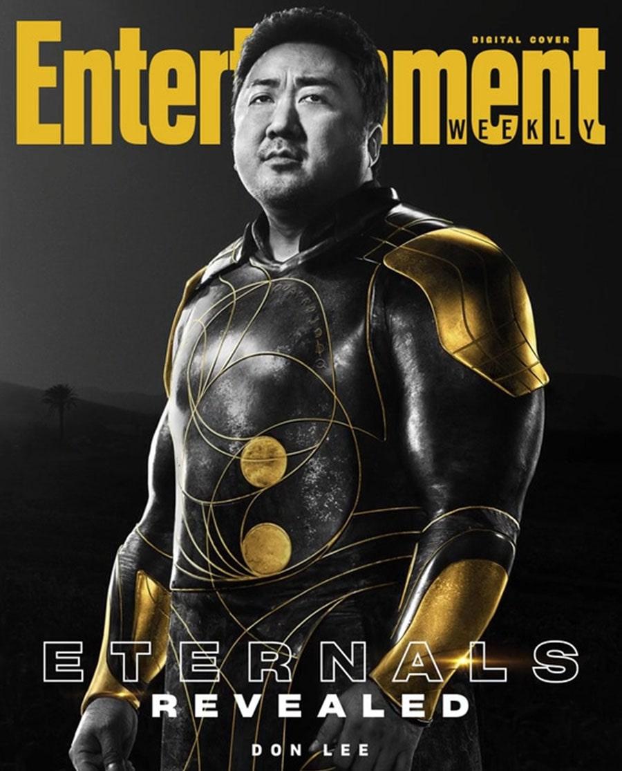 The Eternals Poster