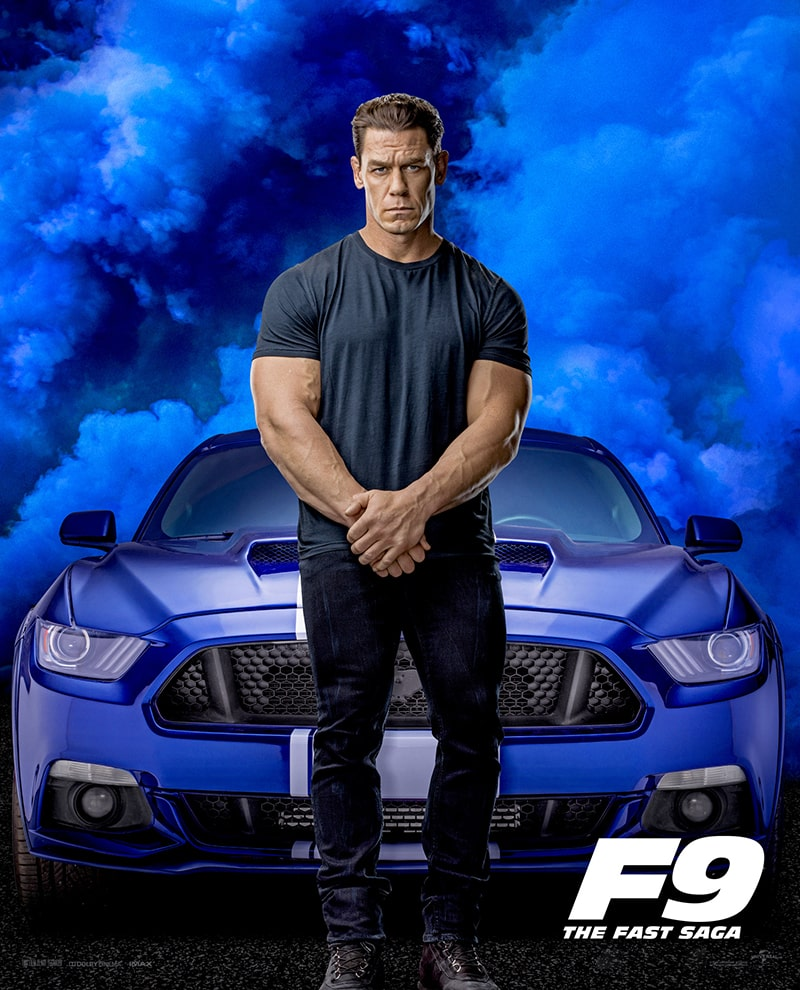 F9: The Fast Saga Poster