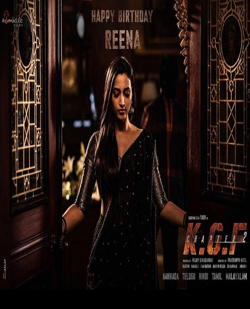K.G.F. Chapter 2 Poster